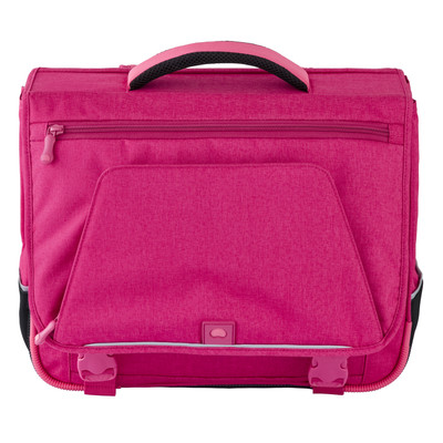 Image of Delsey Back To School 2-Vaks Schooltas 38 cm Pink