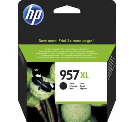 HP 957XL Zwart (L0R40AE)