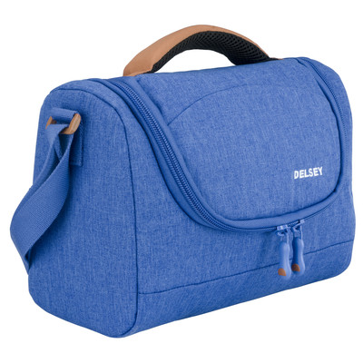 Image of Delsey Back To School Lunch Bag Indigo