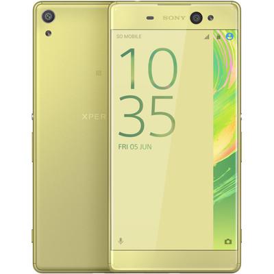Sony Xperia XA Ultra Goud, Android 6.0 Marshmallow 6 inch Full HD-scherm 16 GB opslagcapaciteitExtra gegevens:Merk: SonyModel: Xperia XA Ultra GoudVoorraad: 1Contractduur:  jaarToestelprijs/artikelprijs: 388Levertijd : Voor 23.59 uur besteld, morgen in huis. Zelfs op zondag.