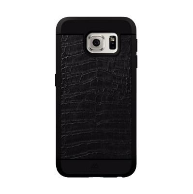Image of Black Rock Material Croco case Galaxy S6 zwart