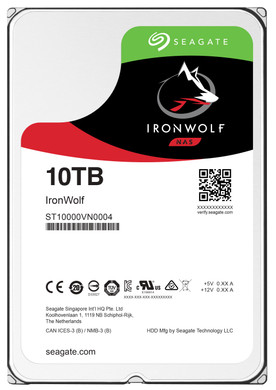 Seagate IronWolf ST10000VN0004 10 TB