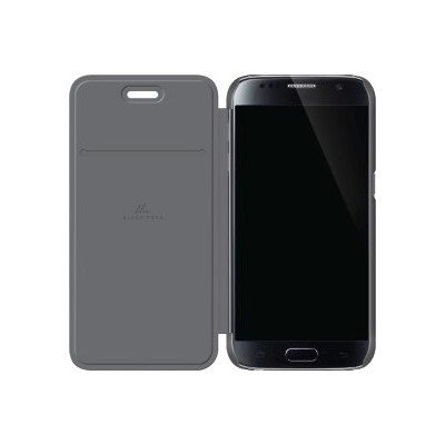 Image of Black Rock Material Mesh booklet Galaxy S7 grijs