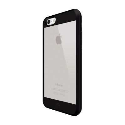 Image of Black Rock Material Clear Apple iPhone 6/6s Zwart