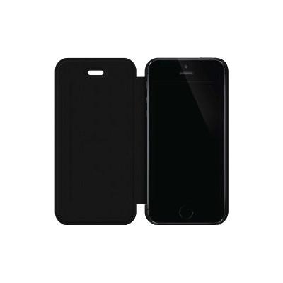 Image of Black Rock Flex Carbon Booklet Apple iPhone 5/5S/SE Zwart