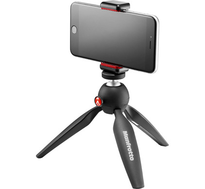 Manfrotto Universele Mini Tripod Smartphone