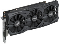 Asus GeForce Strix GTX 1060 O6G Gaming