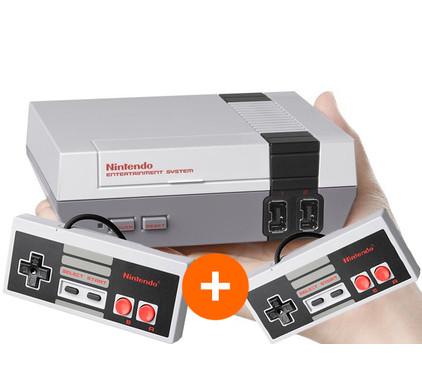 Nintendo Classic Mini: NES + Extra Mini NES Controller