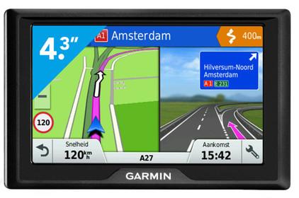 Garmin Drive 40 West Europa