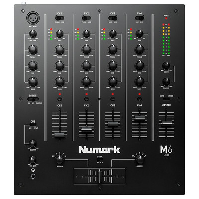 Image of Numark M6 Total Blackout