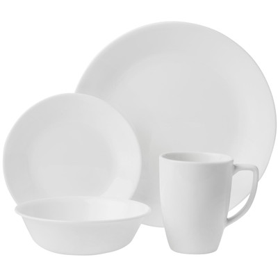Image of Corelle Winter Frost White Serviesset 16-delig