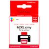 HP 62XL Cartridge Kleur (C2P07AE) - 3