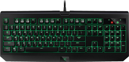 Razer BlackWidow Ultimate Stealth 2016 QWERTY