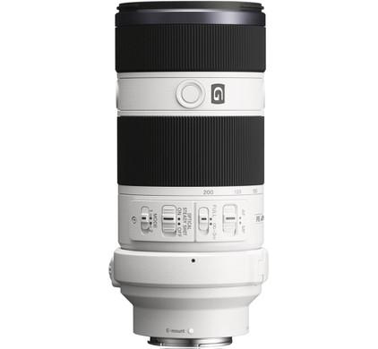Sony E 70-200mm f/4 G OSS SEL