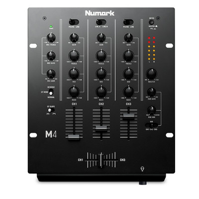 Image of Numark M4 mengpaneel