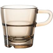 Leonardo Senso Marrone Espressoglazen 70 ml (6 stuks)