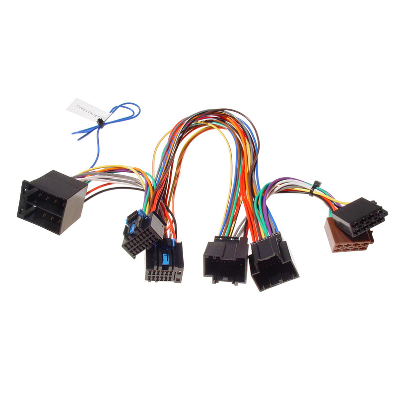 Click for pricing on: inka-028-8405 - sot iso adaptor for vauxhall insignia 08