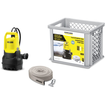 Karcher SP 5 Dirt Box