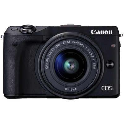 Image of Canon Digital Camera Eos M3 M15-45 S EU11