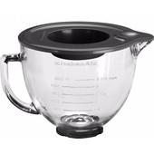 KitchenAid 5K5GB Glazen Kom (4,83 liter)