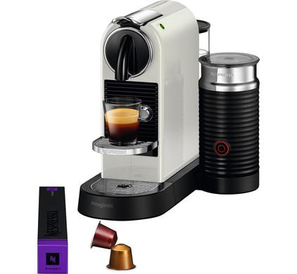 magimix nespresso citiz milk m195 wit coolblue alles voor een glimlach. Black Bedroom Furniture Sets. Home Design Ideas