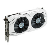 Asus GeForce Dual GTX1060 O6G
