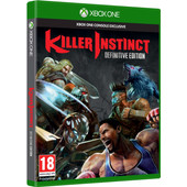 Killer Instinct: Definitive Edition Xbox One