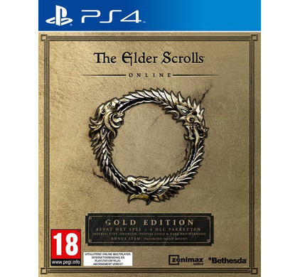 The Elder Scroll Online: Tamriel Unlimited - Gold edition PS4