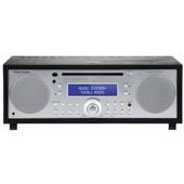 Tivoli Audio Music System+ Zwart