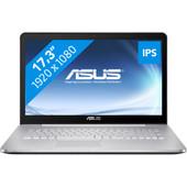 Asus Vivobook Pro N752VX-GC244T-BE Azerty
