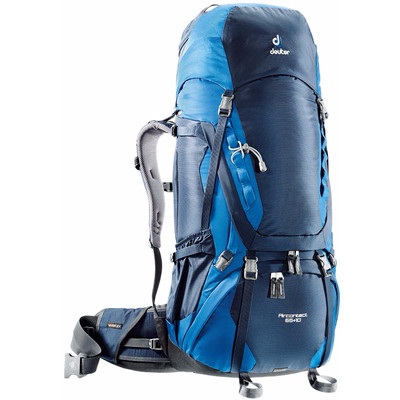 Deuter Aircontact 65 + 10 Midnight/Ocean