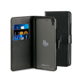 Behello Wallet Case Acer Liquid Z530 Zwart