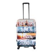 Saxoline Cities 4 Wheel Trolley TSA 55 cm