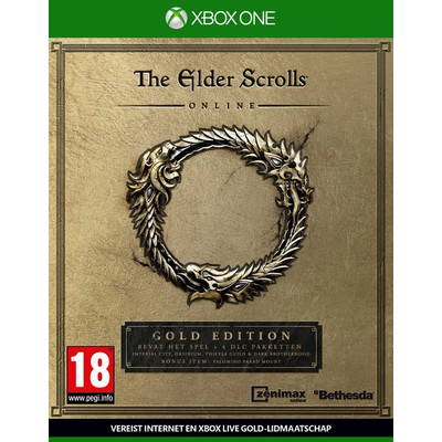 Image of Bethesda The Elder Scrolls Online, Tamriel Unl. (Gold Ed.) Xbox One