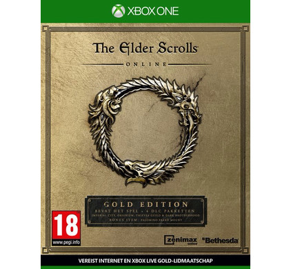 The Elder Scrolls Online: Tamriel Unlimited - Gold Edition Xbox One