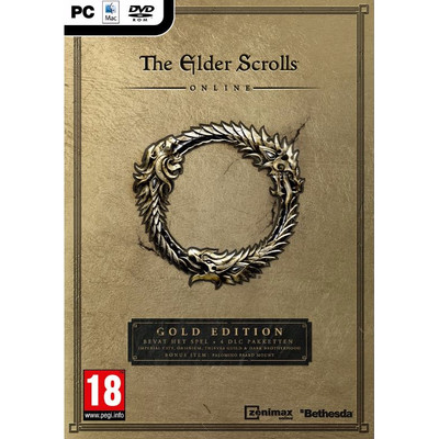 Image of Bethesda The Elder Scrolls Online, Tamriel Unl. (Gold Ed.) PC