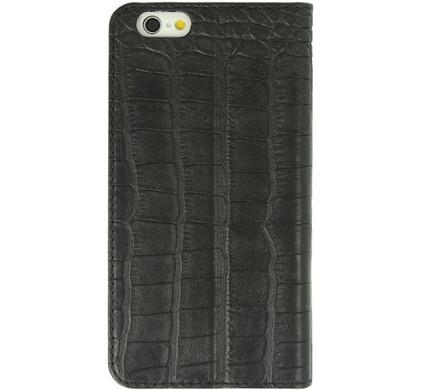 Valenta Booklet Classic Style Croco Apple iPhone 7 Plus Zwart