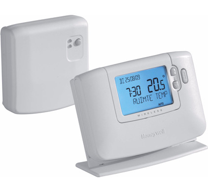 honeywell rondostat klokthermostaat radiator type hr20. Black Bedroom Furniture Sets. Home Design Ideas
