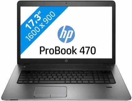 HP ProBook 470 G3 i5 8GB 128SSD+1TB HDD