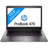HP Probook 470 G3 i5 8gb 128SSD Azerty