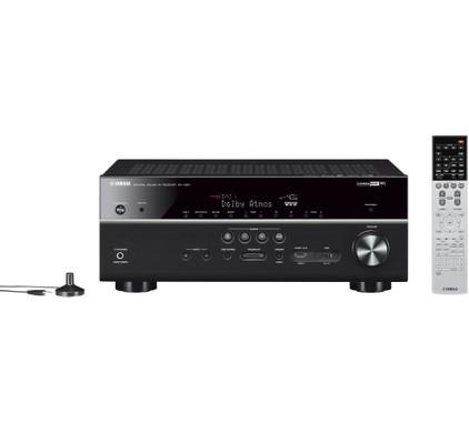 Yamaha RX-V 681 MusicCast Zwart