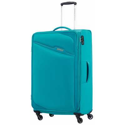 Image of American Tourister Bayview Spinner 81 cm Expandable Hyper Blue