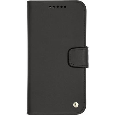 Noreve Tradition B Leather Case Moto G4 (Plus) Zwart