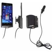 Brodit Houder Microsoft Lumia 950 XL met Oplader