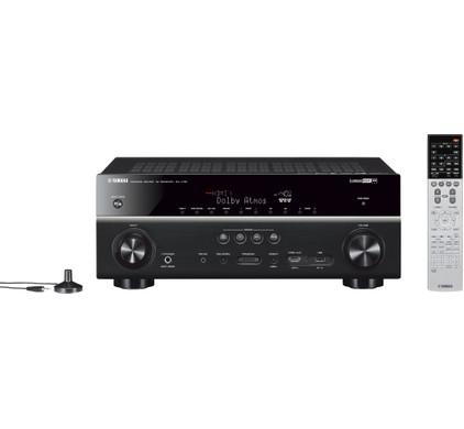 Yamaha RX-V 781 MusicCast Zwart