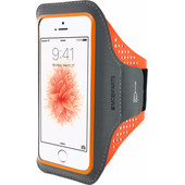 Mobiparts Comfort Fit Sportarmband Apple iPhone 5/5S/SE Oranje