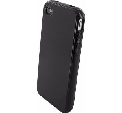 Mobiparts Essentials TPU Case Apple iPhone 4/4S Zwart