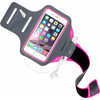 Mobiparts Comfort Fit Sportarmband Apple iPhone 6/6s Roze