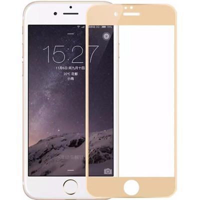 Pavoscreen Edge to Edge Glass Apple iPhone 6/6s Goud