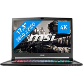 MSI GS73VR 6RF-019BE Stealth Pro 4K Azerty